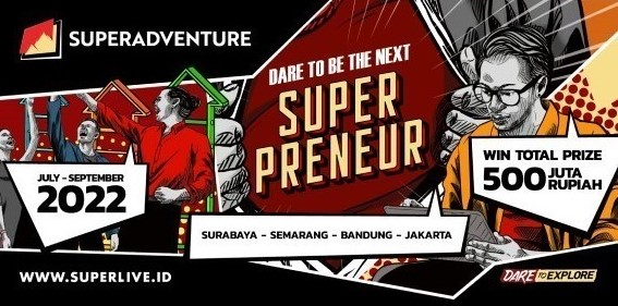 Dare To Be The Next Superpreneur